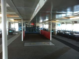 King Main Deck